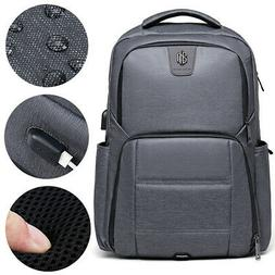 17 inch Laptop Backpack Anti Theft Waterproof Outdoor Travel