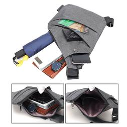 Anti Theft Travel Bags Unisex Waterproof Personal Shoulder P