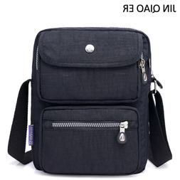 Casual Messenger Bags for Women Waterproof Nylon Small Femal
