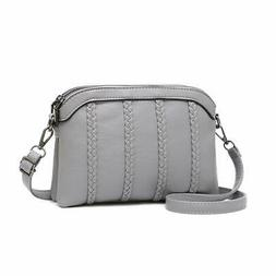 Crossbody Bag for Women Small Leather Phone Purse Wallet Sho