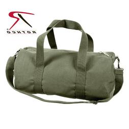Duffle Bag - Canvas Shoulder, Olive Drab by Rothco
