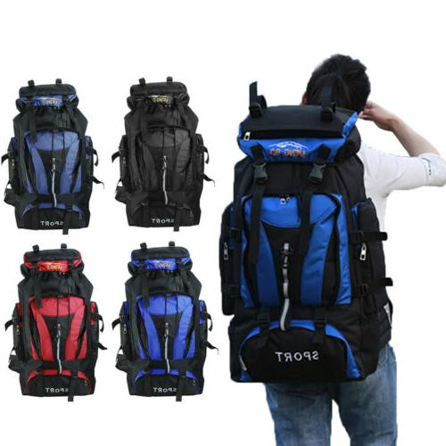 70l waterproof backpack tactical travel hiking camping