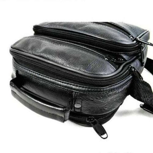 Causal Leather Cross Body Travel