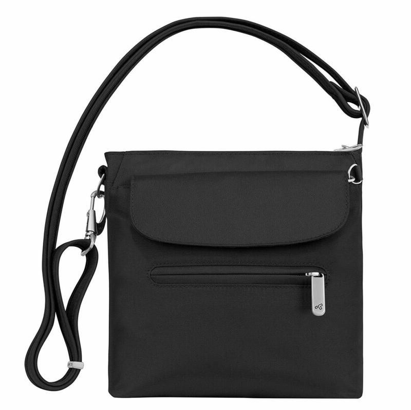 ANTI THEFT CLASSIC MINI SHOULDER BAG TRAVEL GEAR SECURE SAFE