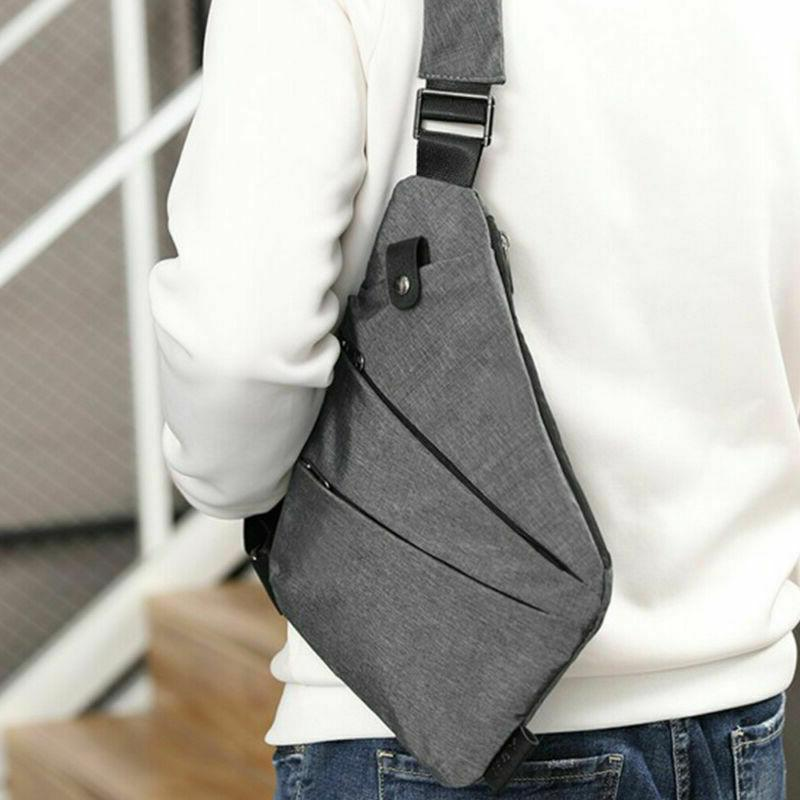 Anti Travel Bags Unisex Personal Pocket Bag Business