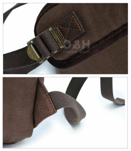 Canvas Military Travel Chest Shoulder Sling