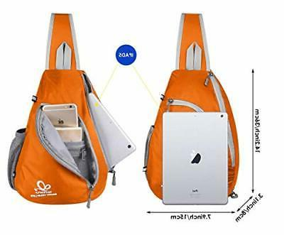 Waterfly Shoulder Backpacks Triangle
