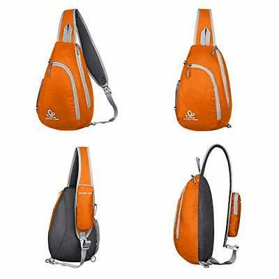 Waterfly Chest Backpacks Crossbody Triangle