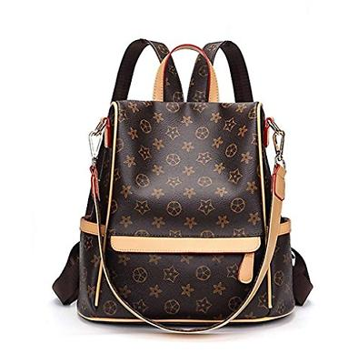Olyphy Designer Nylon Backpack Bags for Women, Fashion Leath