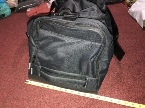 """Color 18""""x11""""x10"""" Side Compartment Bags"""