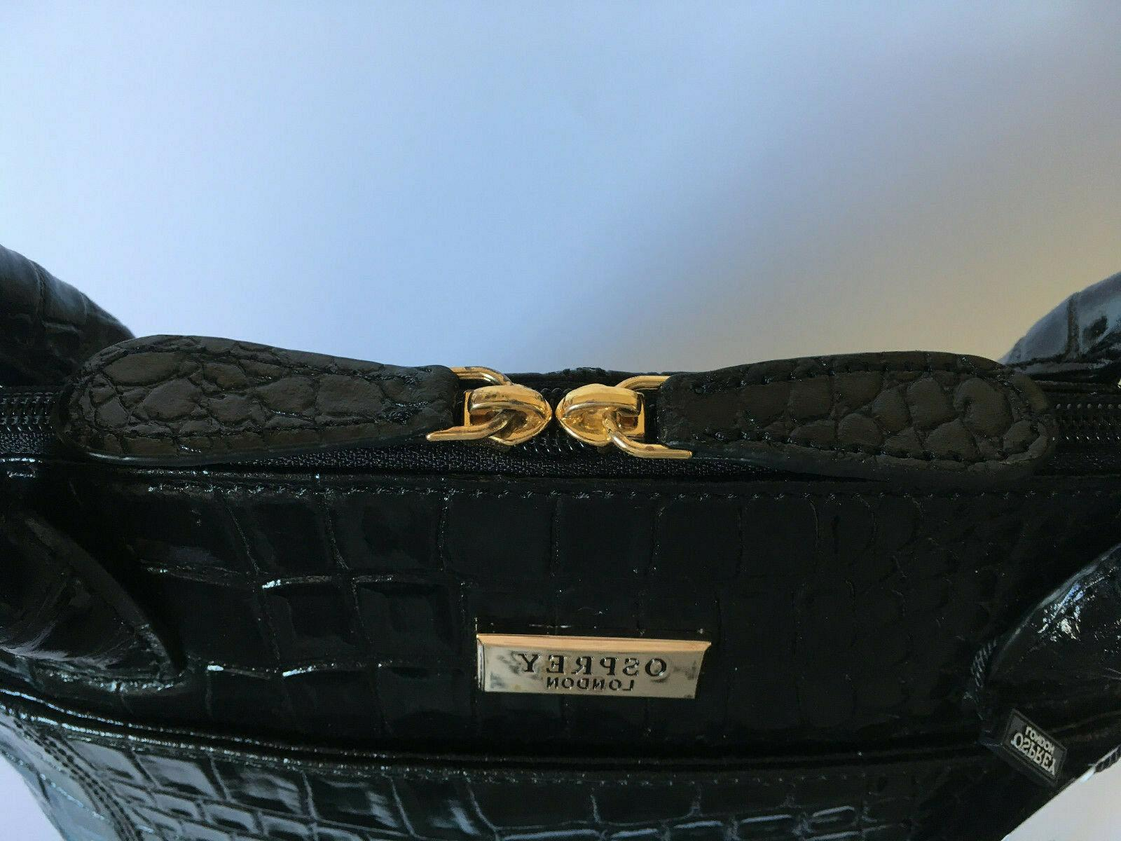 OSPREY LONDON Shoulder Croc