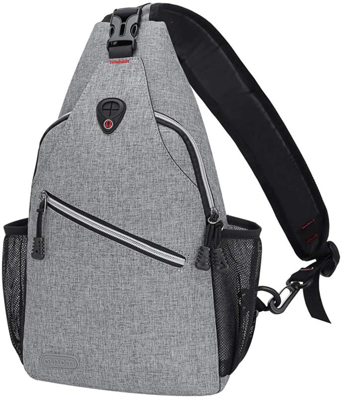 mosiso rope sling backpack up to 13