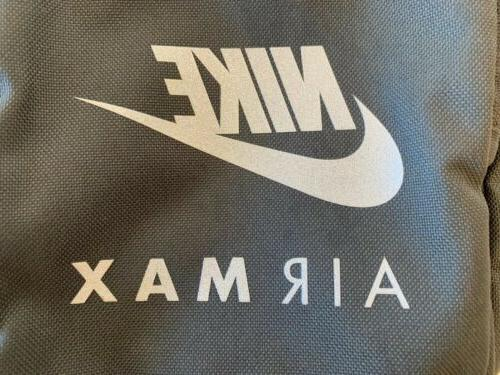 NEW NIKE MAX Small Items GREEN Unisex Crossbody Messenger