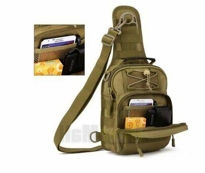 Outdoor Military Pack Climbing Shoulder Bags
