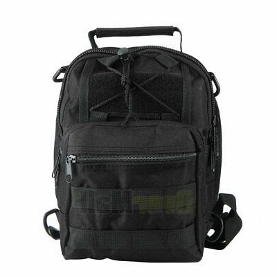 Outdoor Tactical Pack Bag Hiking Trekking Climbing Shoulder Bags