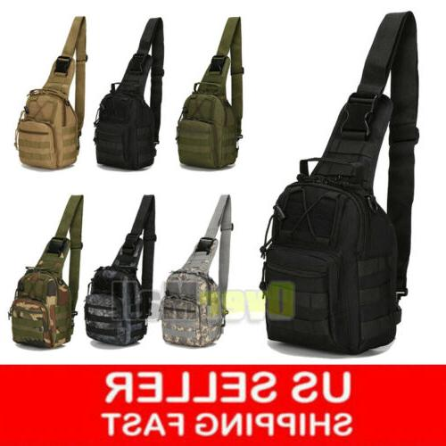 tactical sling military backpack pack rover small