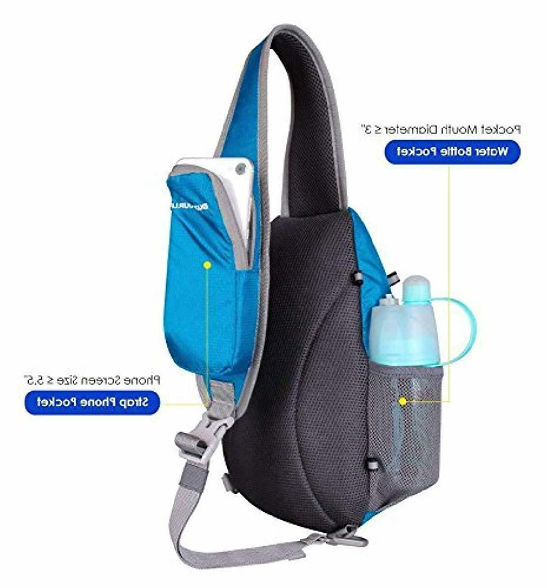 Waterfly Backpacks Bags Rope Triangle