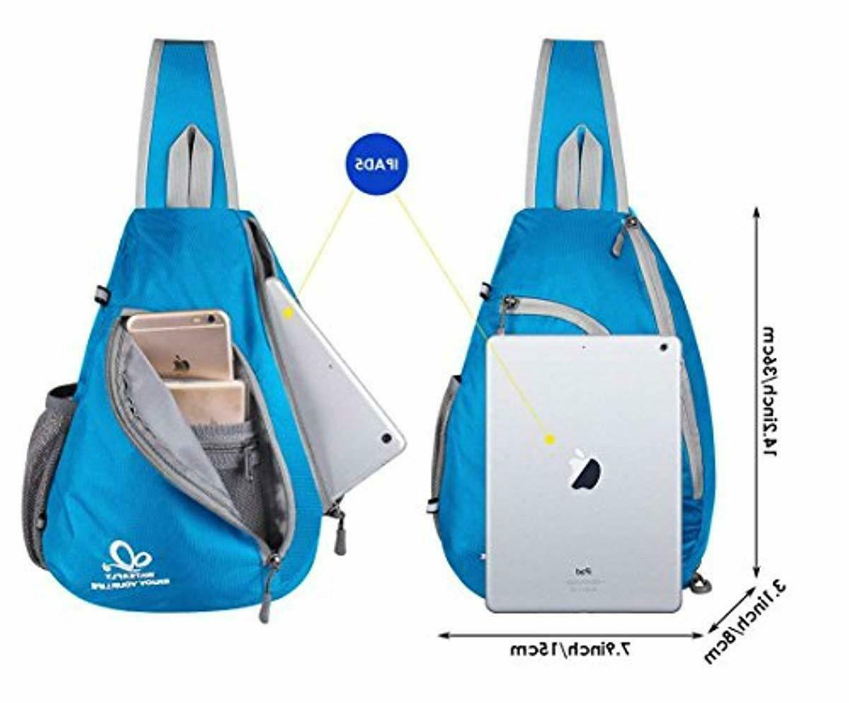 Waterfly Chest Backpacks