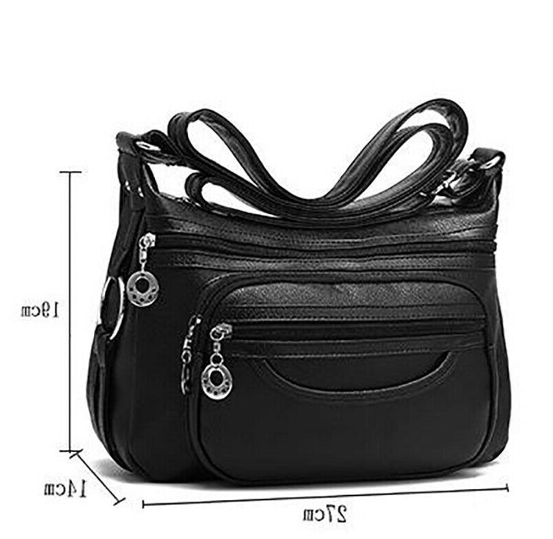 Women's Casual Soft Leather Purse Bags