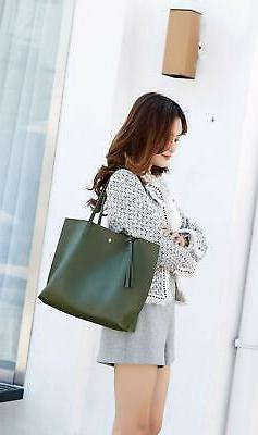 Women's Leather Tote Shoulder