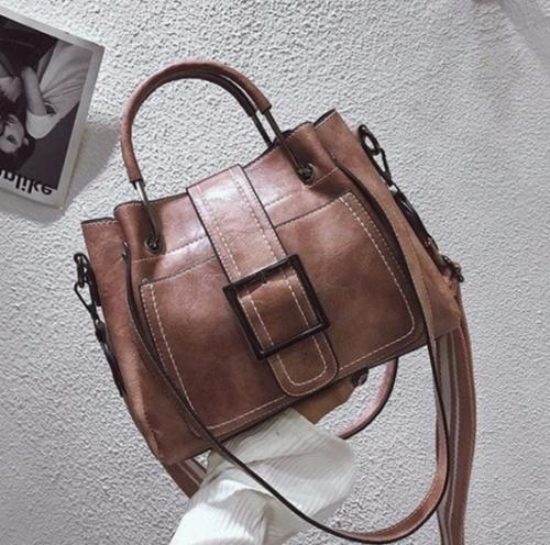 Women Vintage Bags Tote Crossbody Purse Satchel