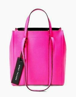 New w/tag~$400. Marc Jacobs Leather Shoulder Tote Bag. Brigh
