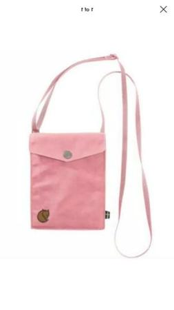 Fjallraven Pocket Shoulder Bag, 24221-312-Pink