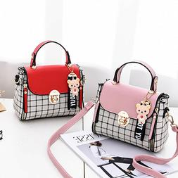 Women's Cute Purse Shoulder Handbag Tote Messenger Satchel B