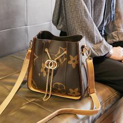 Women's Ladies Fashion Designer Style Tote Bags Faux Leather